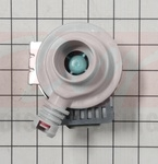 Frigidaire Dishwasher Drain Pump Assembly