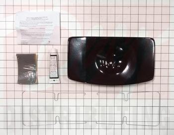 5303917590 Frigidaire Refrigerator Defrost Drain Pan Kit