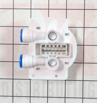 242009601 - Frigidaire Refrigerator Water Filter Base