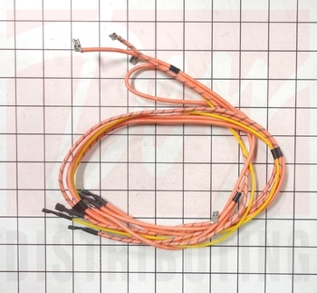 w10202387 maytag range stove oven wire harness